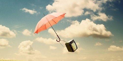 Svakodnevne sitnice: Ponešto o kišobranu