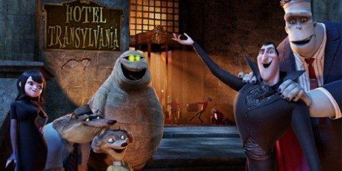 """Animirani petak: """"Hotel Transilvanija"""""""