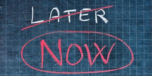 Poslovne pustolovine: Ne odlaži za sutra