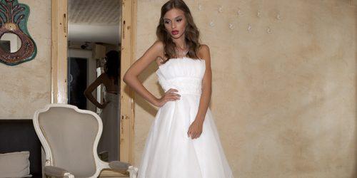 Wannabe Bride modni predlog: Čista bela