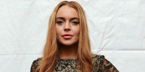 Celebrity stil dana: Lindsay Lohan