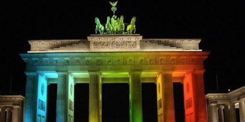 Trk na trg: Pariser Platz, Berlin
