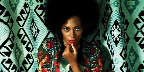 """Rika Magazine"": Eklektični stil Solange Knowles"