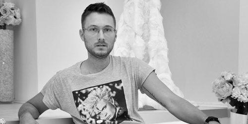 Kad porastem biću modni dizajner: Mihailo Anušić