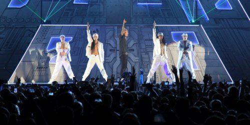 Chris Brown: Koncert u Frankfurtu