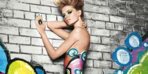 Modni zalogaj: Manekenke za Maybelline kalendar