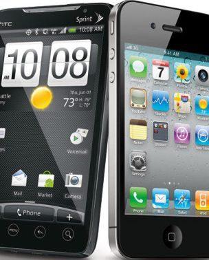 Bitka Titana: Android vs. iOS