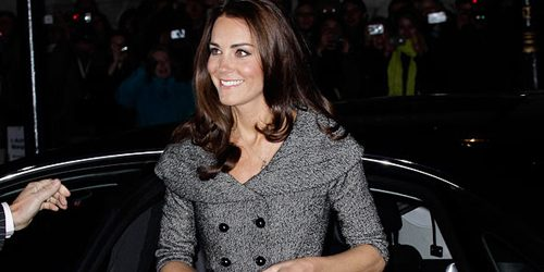 Stil princeze: Kate Middleton