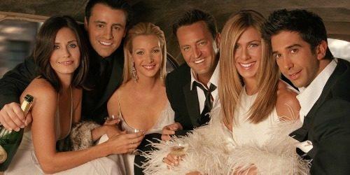 """Serija četvrtkom: """"Friends"""""""