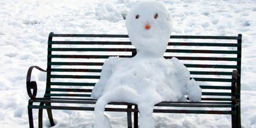 Striptiz za pismene: Zima i ostala nedoba