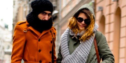 Belgrade Style Catcher: Zima nad Beogradom