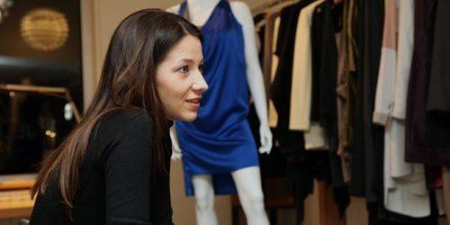 Kad porastem biću modni dizajner: Jelena Stefanović