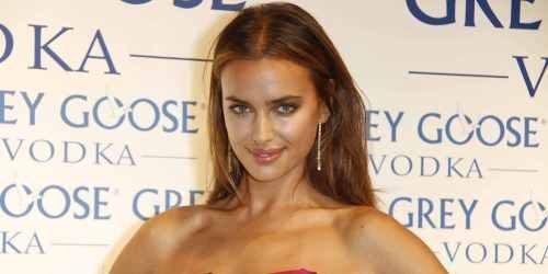 Celebrity stil dana: Irina Shayk
