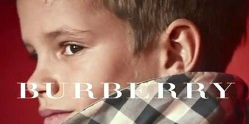 Modni zalogaj: Nova zvezda iz porodice Beckham