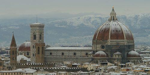 Trk na trg: Piazza del Duomo, Toskana