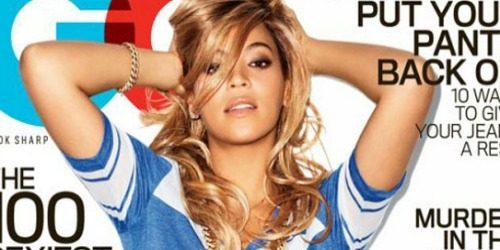 """Beyoncé na """"GQ"""" naslovnici"""