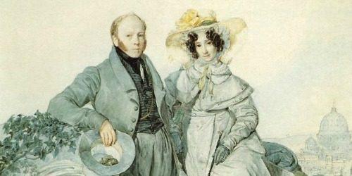Istorija mode: Romantizam