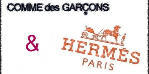 Modni zalogaj: Marame iz saradnje brendova Hermès i Comme des Garçons