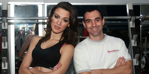Wannabe Fit: Najbolji trening za trbušnjake