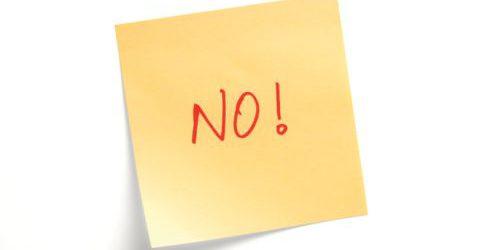 """Wannabe motivator: Izbaci """"ne"""" iz upotrebe"""