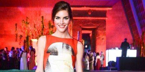 10 haljina: Hilary Rhoda