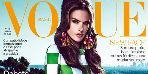 """Vogue Brasil"": Retro Kalifornija"