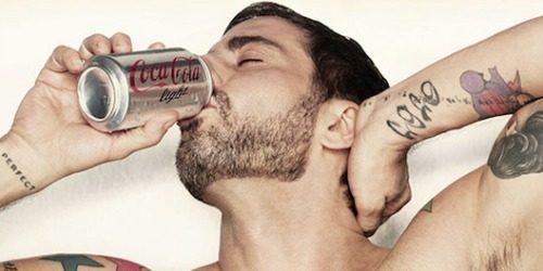 Modni zalogaj: Novo ruho flašica Diet Coke