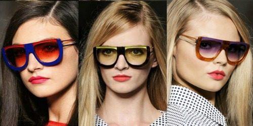 Trend 2013: Upadljive naočare za sunce