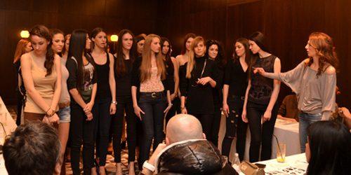 33. Belgrade Fashion Week: Kasting (2. deo)