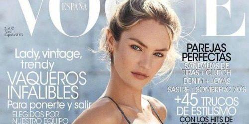 """Modni zalogaj: Candice krasi naslovnicu magazina """"Vogue"""""""