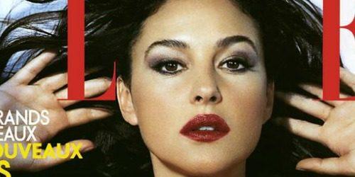 Moda na naslovnici: Monica Bellucci, žena za sva vremena