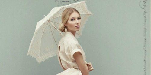 Ulyana Sergeenko: Teatralna i maštovita