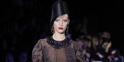 Proleće i leto na modnim pistama: Giorgio Armani Prive