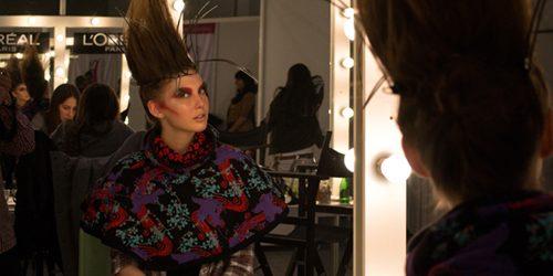 Backstage 33. Perwoll Fashion Week (2. deo)