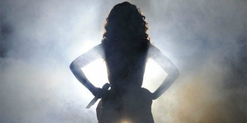 Mjooz: Beyoncé zagrevanje