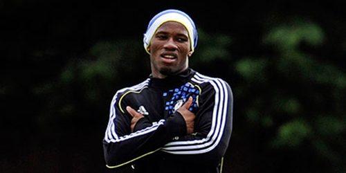 Stil sportista: Didier Drogba