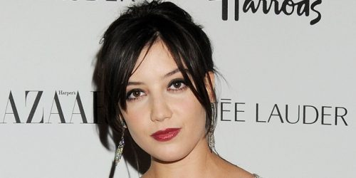 Celebrity stil dana: Daisy Lowe