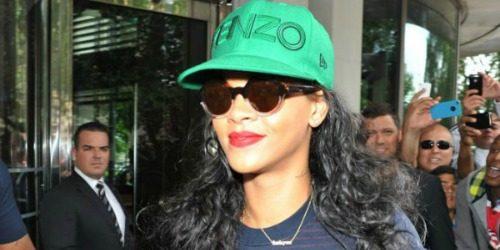Street Style: Rihanna