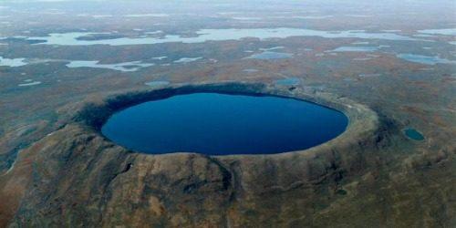 Fascinantna kraterska jezera