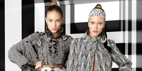"""""""Vogue Brazil"""": Monohromatik"""
