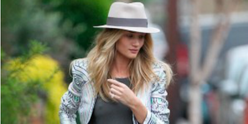 Get the Look: Rosie Huntington Whiteley