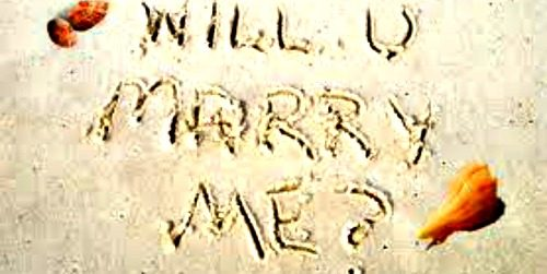 Striptiz za pismene: Ljubav je kad 'oće da te ženi