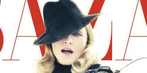 Moda na naslovnici: Madonna, direktorski rez!
