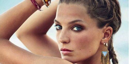 """Modni zalogaj: Daria Werbowy za """"Vogue Spain"""""""