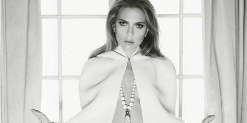 """Modni zalogaj: Glamurozna Scarlett Johanson za """"Vanity Fair"""""""