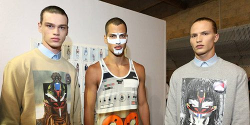 Backstage Love: Givenchy