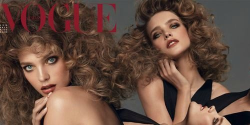 """Modni zalogaj: """"Vogue Italia"""" slavi 25 godina mode"""