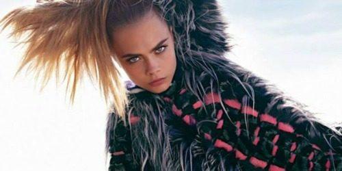 Modni zalogaj: Duo zvani Delevingne i Lagerfeld