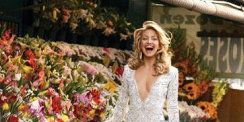 Moda na naslovnici: Kate Hudson kao glamurozna diva