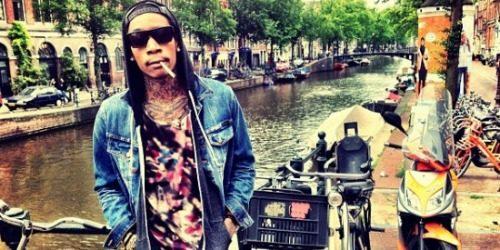 Street Style: Wiz Khalifa